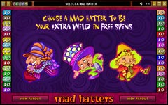 mad hatter slot review